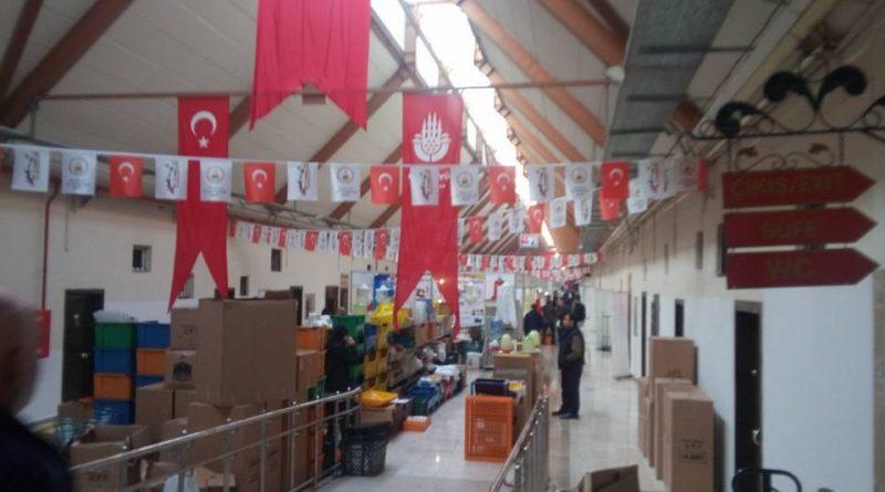 Arıcılardan İstanbul Bal ve Arı Ürünleri Festivali 'ni Ziyaret