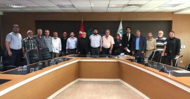 Beykoz Belediye Başkanlığını ziyaret ettik