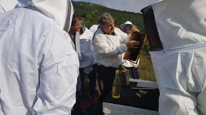 Arıcılar Birliği olarak ekim ayı Arıcılık Kursunu tamamladık