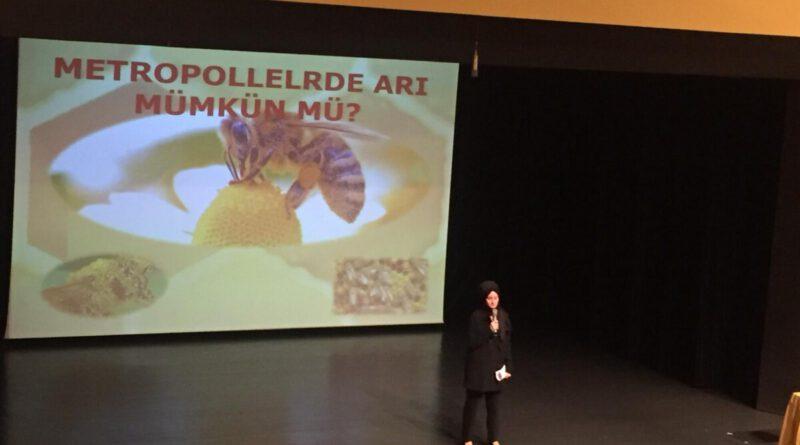 Öğrencilere Arı ve Arı Ürünlerini Tanıttık