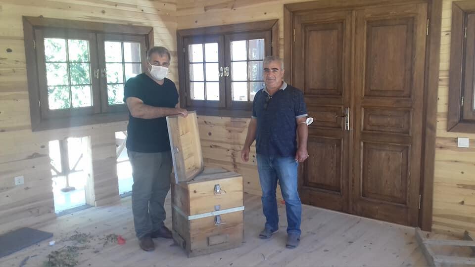 Şile Arıcılık Merkezi Çalışmalarımız Devam Ediyor