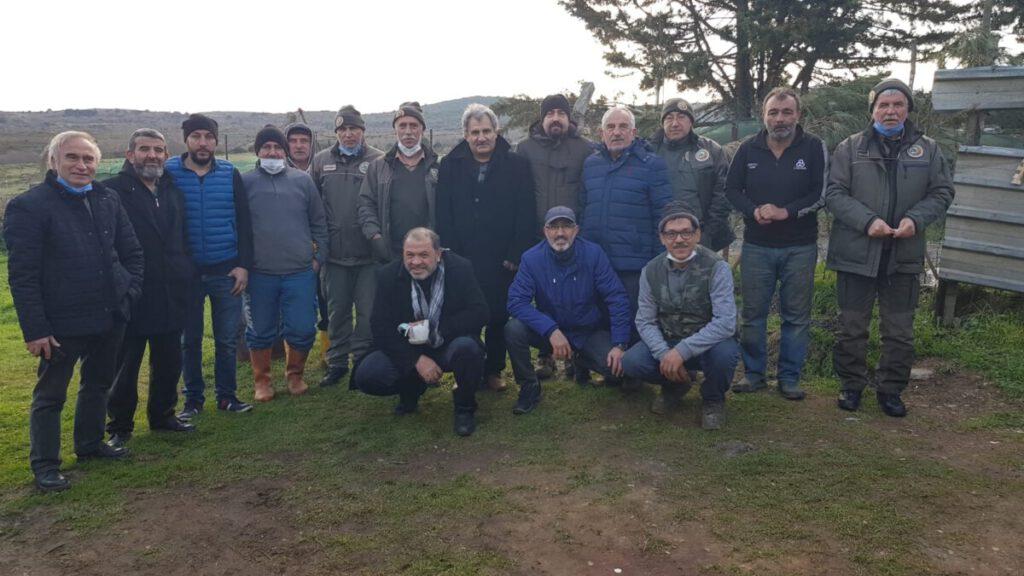 Orman Bölge Müdürlüğü ile Ortak Çalışma