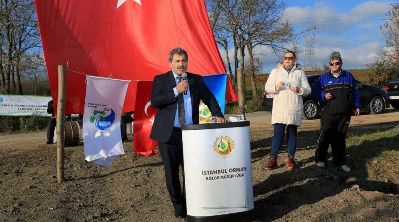 Şile Bal Ormanı Projesini Başlattık