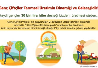 Genç Çiftçi Projesi