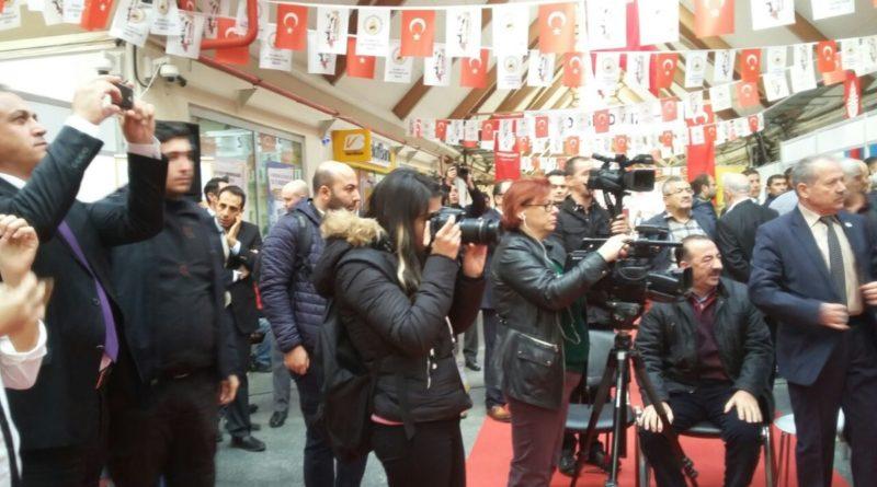 Api İstanbul Bal ve Arı Ürünleri Festivali yapıldı.