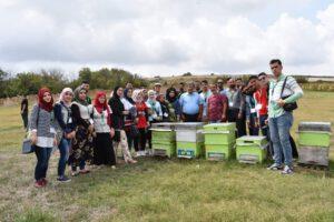 Musul Üniversitesi ile Ortak Çalışma