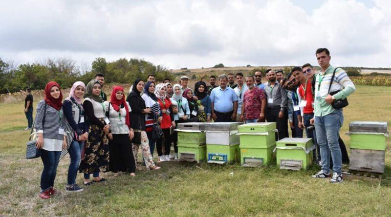 Musul Üni. Ziraat Fak. Akademisyenleri ile Ortak Zirai Çalışmalar