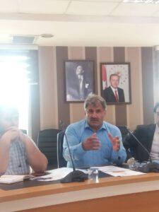 Beykoz Belediyesi Ziyareti