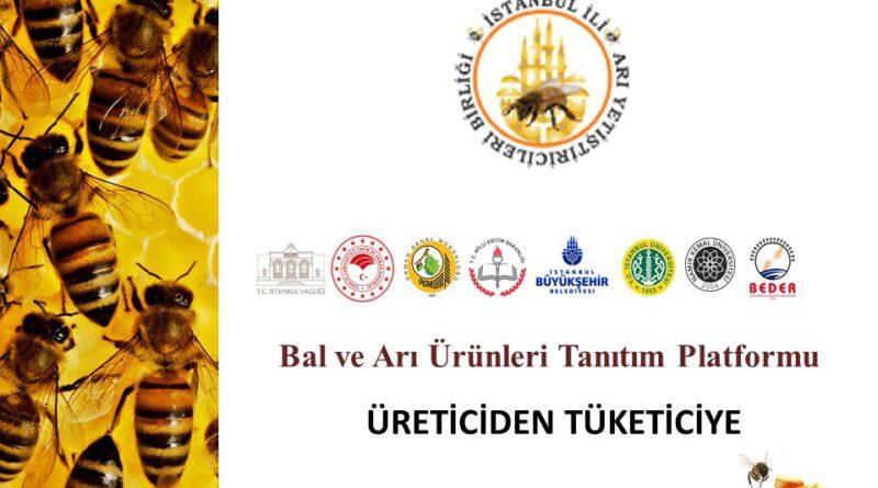 İstanbul Arıcılar Birliği 2020 Proje Çalışmaları Başladı